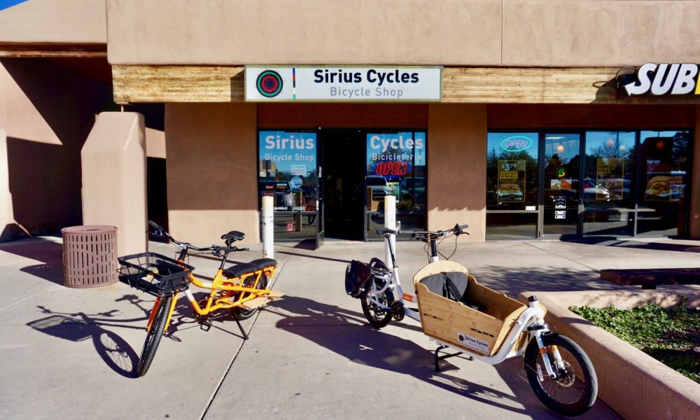 Sirius Cycles Bicycle Shop And Repair Services In
